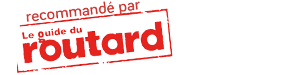 Logo du guide du routard 2020
