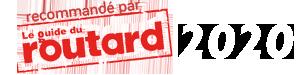 Logo du guide du routard 2020